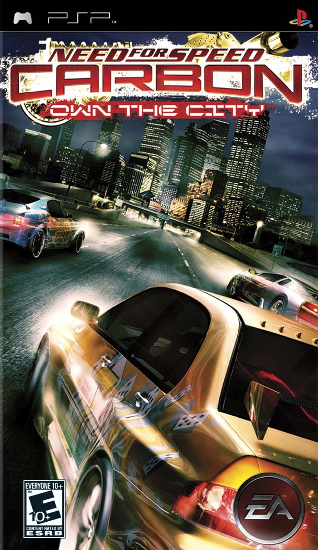 Need For Speed Carbon Own The City Cheats Of Everything